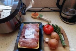 Куриные шейки в мультиварке - фото шаг 1