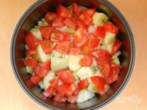 Икра овощная на зиму - фото шаг 3