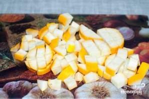 Овощной мисо-суп - фото шаг 1