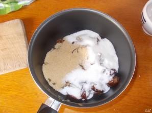 Пирог из вареных сухофруктов - фото шаг 3