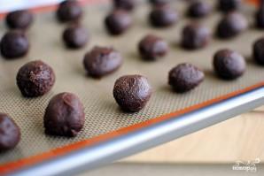 Шоколадные трюфели с корицей и кофе - фото шаг 5