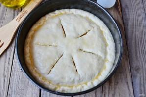 Пирог с капустой (мастер-класс) - фото шаг 6