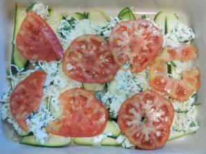 Лазанья с кабачками и помидорами - фото шаг 5