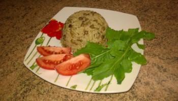 Рис с чечевицей - фото шаг 8