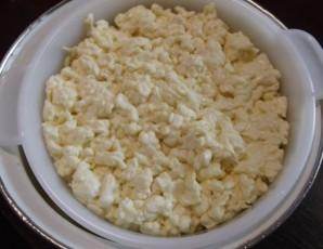 Сыр костромской в домашних условиях - фото шаг 5