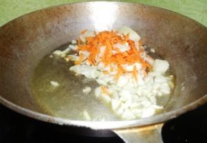Вегетарианский бигус - фото шаг 2