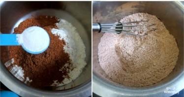 Маффины с какао - фото шаг 2