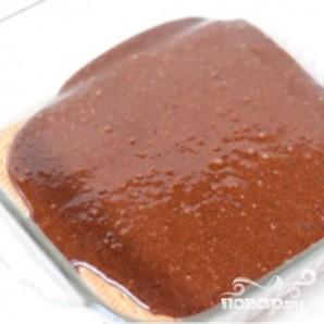 Пирожные с кофейным соусом - фото шаг 2