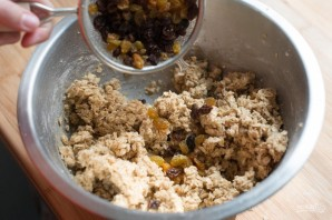 Печенье с геркулесом - фото шаг 2