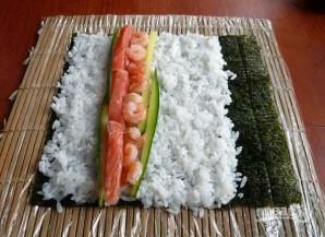 Суши запеченные - фото шаг 5