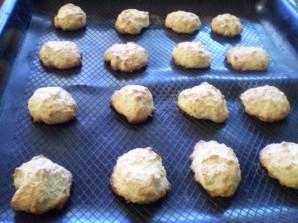Печенье с яблоками - фото шаг 8