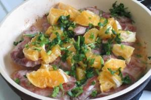 Свиная шейка на сковороде - фото шаг 4