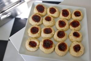Малиновое печенье - фото шаг 6