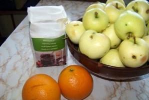 """Варенье из яблок """"Белый налив"""" - фото шаг 1"""