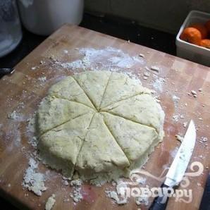 Апельсиновые булочки с маком - фото шаг 4