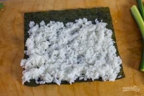 Консервированный тунец с рисом и авокадо - фото шаг 1