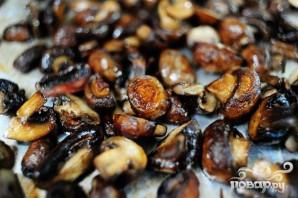 Кукурузный хлеб с колбасой и яблоками - фото шаг 2