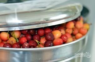 Сок вишневый - фото шаг 2
