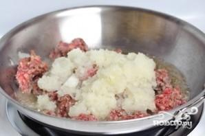 Блинчики, фаршированные мясом - фото шаг 3
