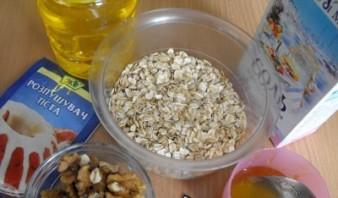 Печенье без масла и маргарина - фото шаг 1