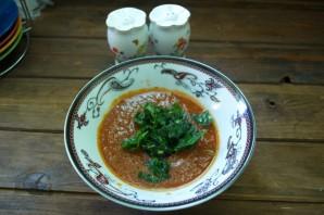 Соус для мясных котлет - фото шаг 2