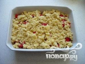 Десерт из клубники и ревеня - фото шаг 4