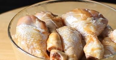 Куриные ножки в соусе барбекю - фото шаг 2