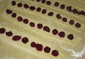 """Торт """"Изба"""" с вишней - фото шаг 6"""