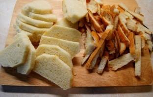 Шарлотка из сухарей с яблоками - фото шаг 1
