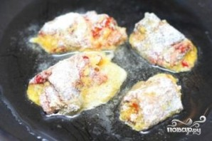 Закуска из перцев чили и сыра - фото шаг 4