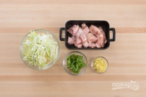 Суп Удон с курицей - фото шаг 1