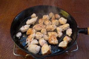 Рагу из баклажан с мясом - фото шаг 2