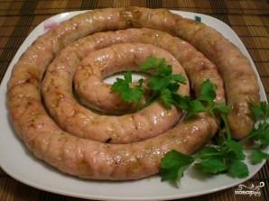 Колбаса из индейки - фото шаг 9