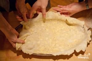 Пирог с грушами и яблоками - фото шаг 6