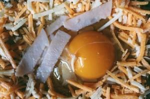 Яичница с хлебом (в духовке) - фото шаг 5
