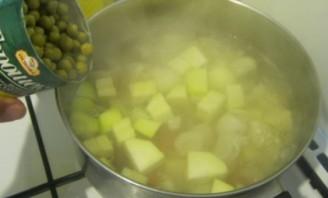 Фасолевый крем-суп - фото шаг 2