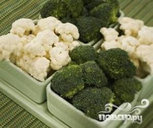 Вегетарианские рулетики из листовой капусты - фото шаг 1
