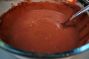 Шоколадные блинчики за 5 минут - фото шаг 2