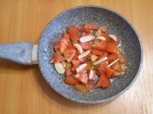 Макароны с помидорами - фото шаг 3