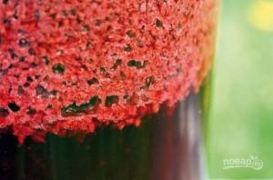 Малиновое вино - фото шаг 2