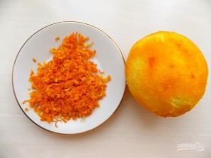 Клюквенно-апельсиновое печенье - фото шаг 3