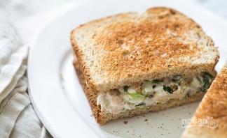 Лучший сэндвич с тунцом - фото шаг 3