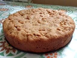 вегетарианский творожный пирог из песочного теста - фото шаг 7