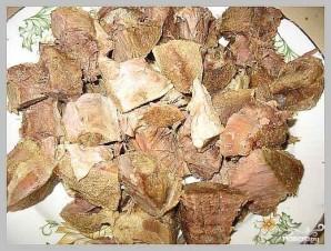 Мясо по-казахски - фото шаг 7