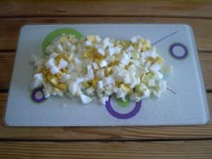 Салат к праздничному столу - фото шаг 3