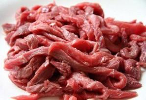 Мясо в утятнице в духовке - фото шаг 1