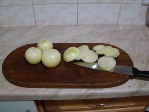 Мясо по-французски с ананасом - фото шаг 1