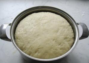 Пирожки с черникой из дрожжевого теста - фото шаг 6