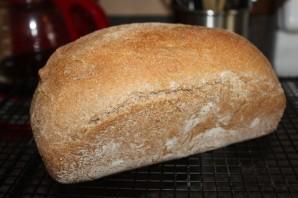 Хлеб из цельной пшеницы - фото шаг 4