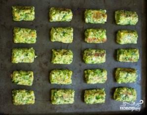 Котлеты из брокколи в духовке - фото шаг 6